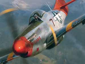 Return of the Red Tails