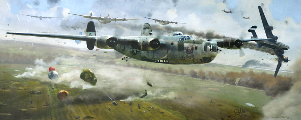 Matt_Hall_B-24_Home